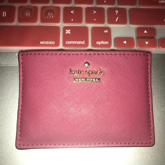 kate spade Handbags - KATE SPADE CARD CASE HOLDER HAVE IN NAVY AS WELL
